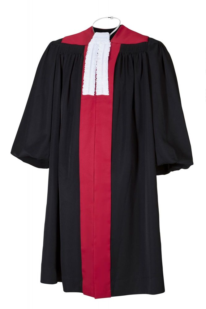 Regional Magistrates Robe - Front