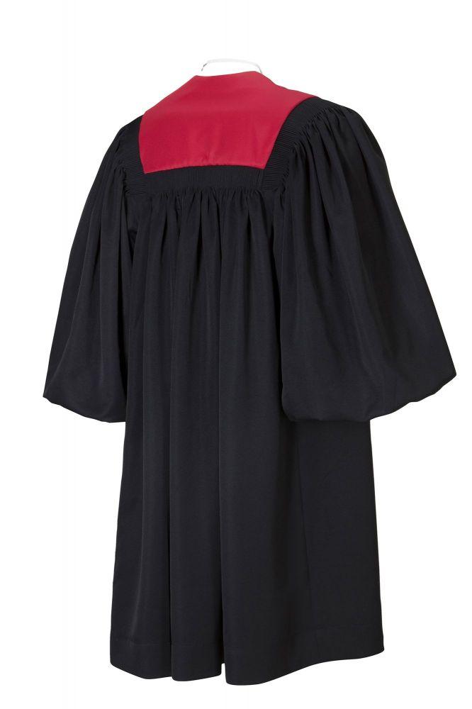 Regional Magistrates Robe - Back